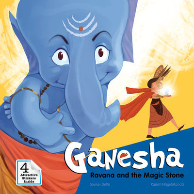Ganesha - Ravana and the Magic Stone